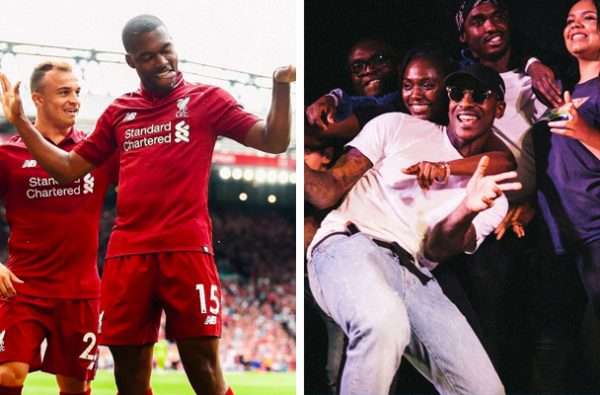 Liverpool FC and Levi's Are Teaming Up to Help Mentor Young Musicians in the Community