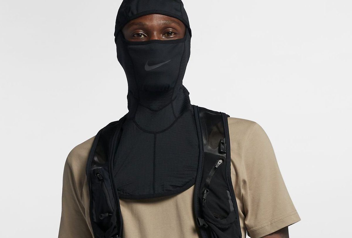 bf1242941f9a Nike Pulls Balaclava from Sale After Accusations It s  Exploiting ...
