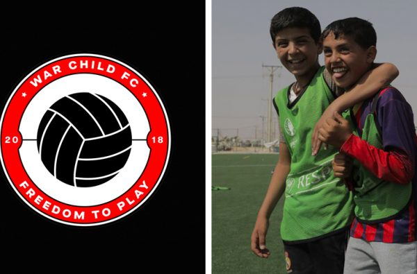 War Child Just Launched Its Own Football Team to Help Children Living in War-Torn Countries