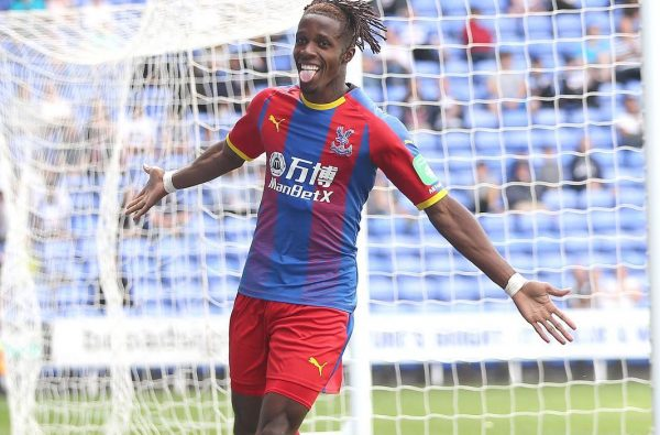 "Wilfried Zaha Just Donated a ""Substantial"" Amount of Money to Save the Crystal Palace Ladies Team"