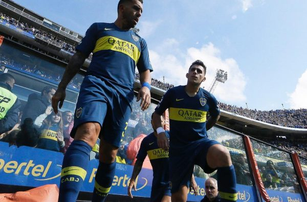 Netflix Just Dropped a New Fly-on-the-Wall Docuseries, 'Boca Juniors: Confidential'