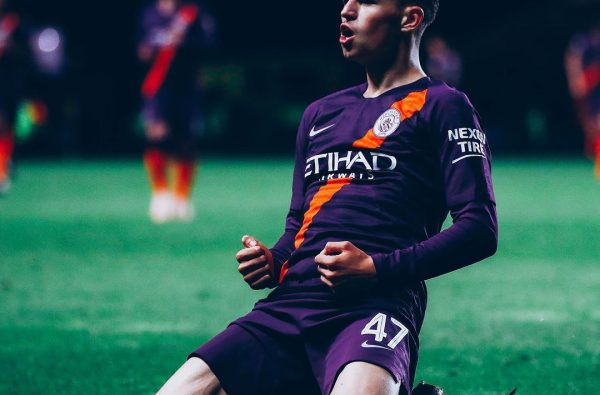 Phil Foden Was Compared to Iniesta after Scoring his First Goal for Man City Last Night