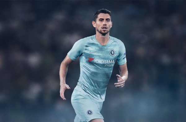 Nike Unveil Chelsea's Innovative NikeConnect Third Shirt for 2018/19