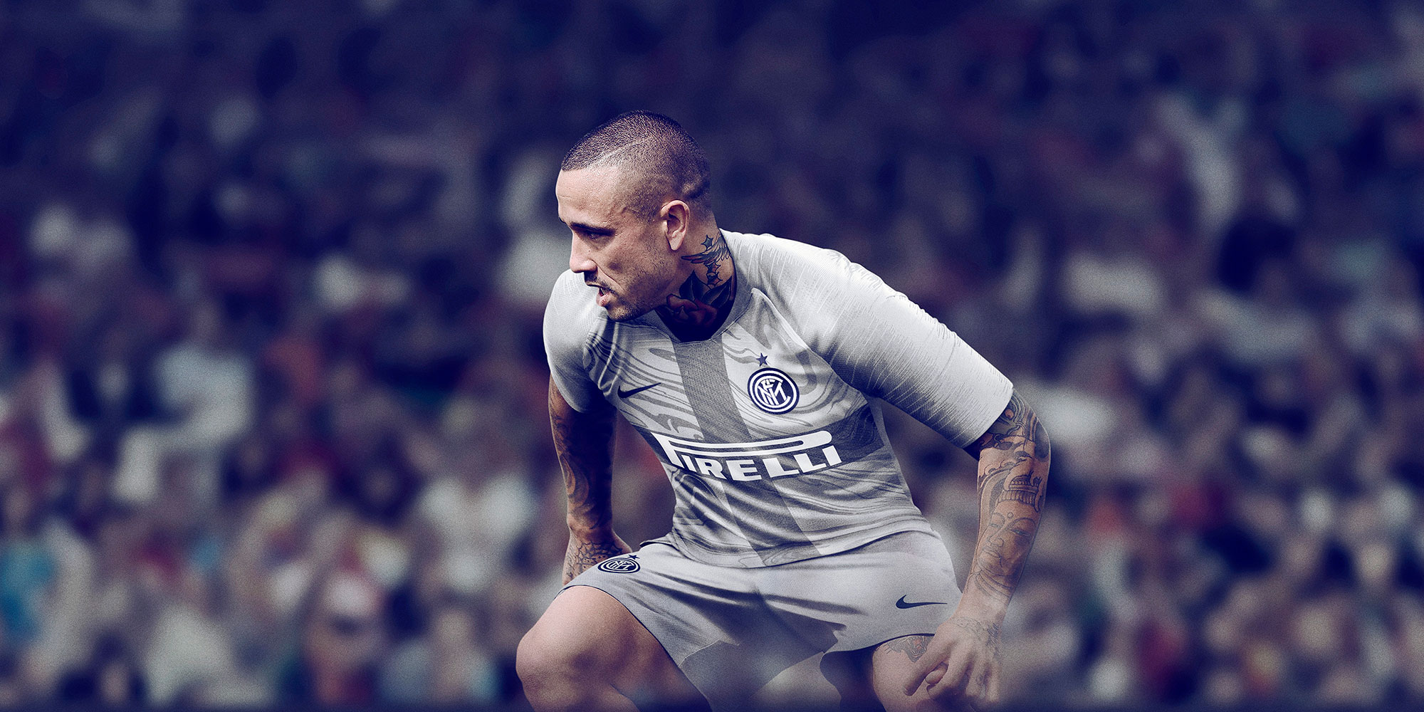 pretty nice 33827 a1b3b Nike have Iced Out Inter Milan's Third Kit with Serious ...