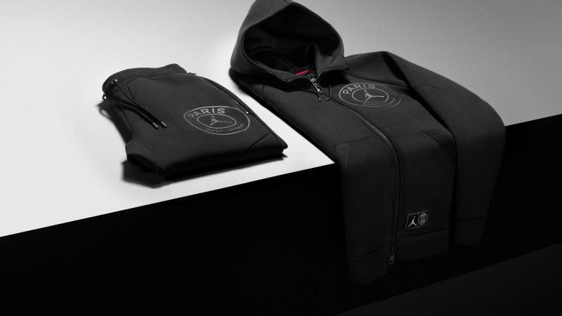 sale retailer f77ff d894f Paris Saint-Germain Unveil the First-Ever Jordan Brand ...