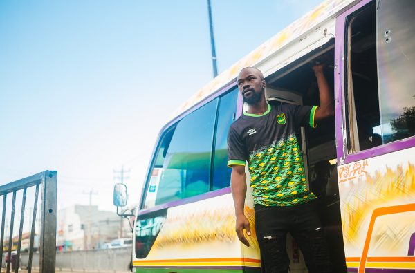 Umbro Have Delivered the Heat for Jamaica's 2018/19 Shirts