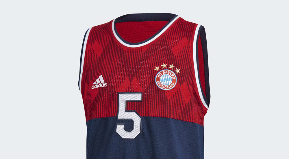 dc6de7f84d8 adidas are Dropping Basketball Jerseys for Man United