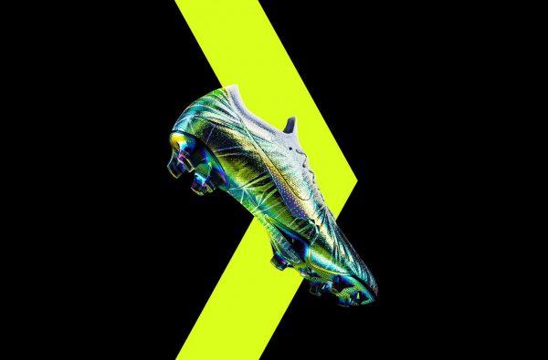 Nike Football Celebrate Luka Modrić's Best Player Award with New Mercurial Vapor PE