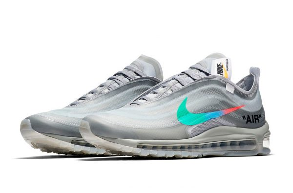 "The Off-White x Nike Air Max 97 ""Menta"" is Dropping in November"