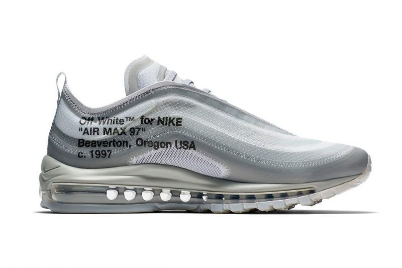 "33ab283713a7 The Off-White™ x Nike Air Max 97 ""Menta"" will be dropping at select Nike  retailers on November 10. Revisit Virgil Abloh and Nike s US Open collection  for ..."