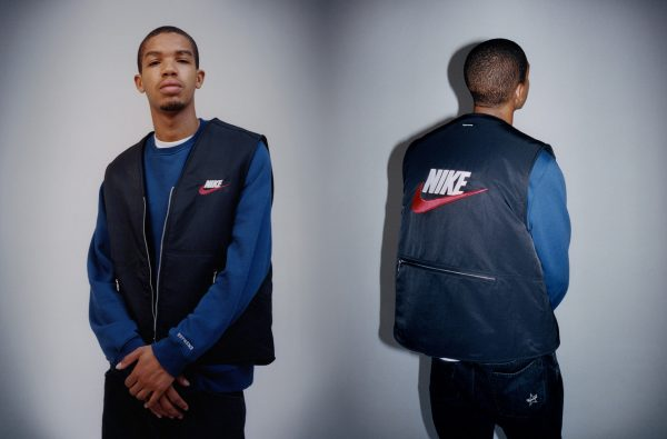 Supreme and Nike Link up For AW 2018 Collection