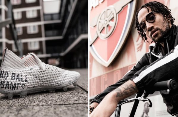 Poet and Yinka Link Up With PUMA Football to Create the 'LDN City Pack