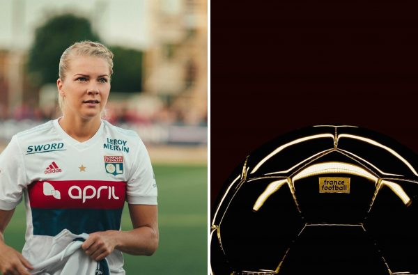 France Football Just Created the First Ever Women's Ballon d'Or Award