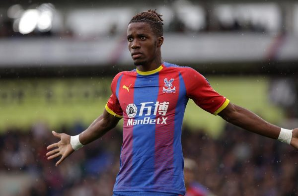 Borussia Dortmund Are Prepared to Break Their Transfer Record to Sign Wilfried Zaha