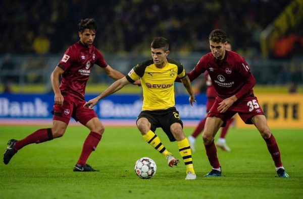 Christian Pulisic Moves to Chelsea for £57.6 Million