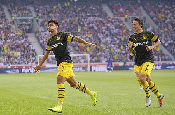Jadon Sancho Reveals Why He Signed New Dortmund Contract Instead of Going Back to England