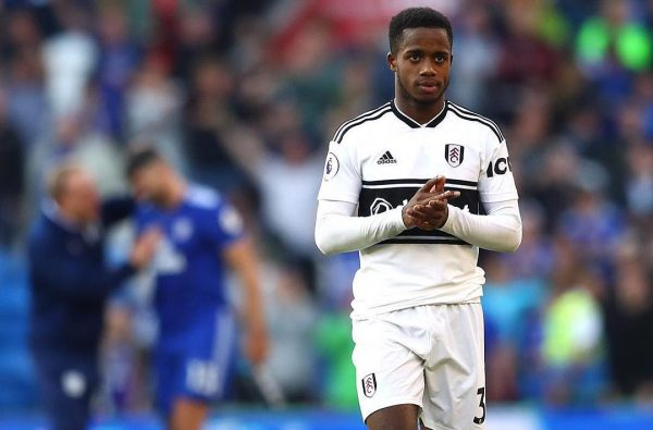 Ryan Sessegnon is Reportedly Closing in on Move to Tottenham Hotspur