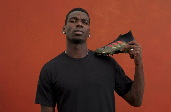 adidas and Paul Pogba's Latest Collaboration Is a Gold-Plated Predator 18+