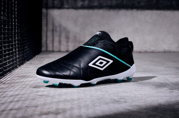 Umbro Just Dropped the World's First Laceless Leather Football Boot