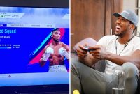 You Can Play Against Anthony Joshua's Ultimate Team on FIFA 19 This Week