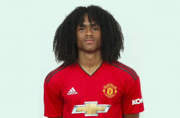 Tahith Chong Has Been Selected for Manchester United's Squad Against Juventus