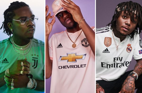 Watch Not3s, Gunna and J.I.D Perform for COLORS while Dripped Down in Football Shirts