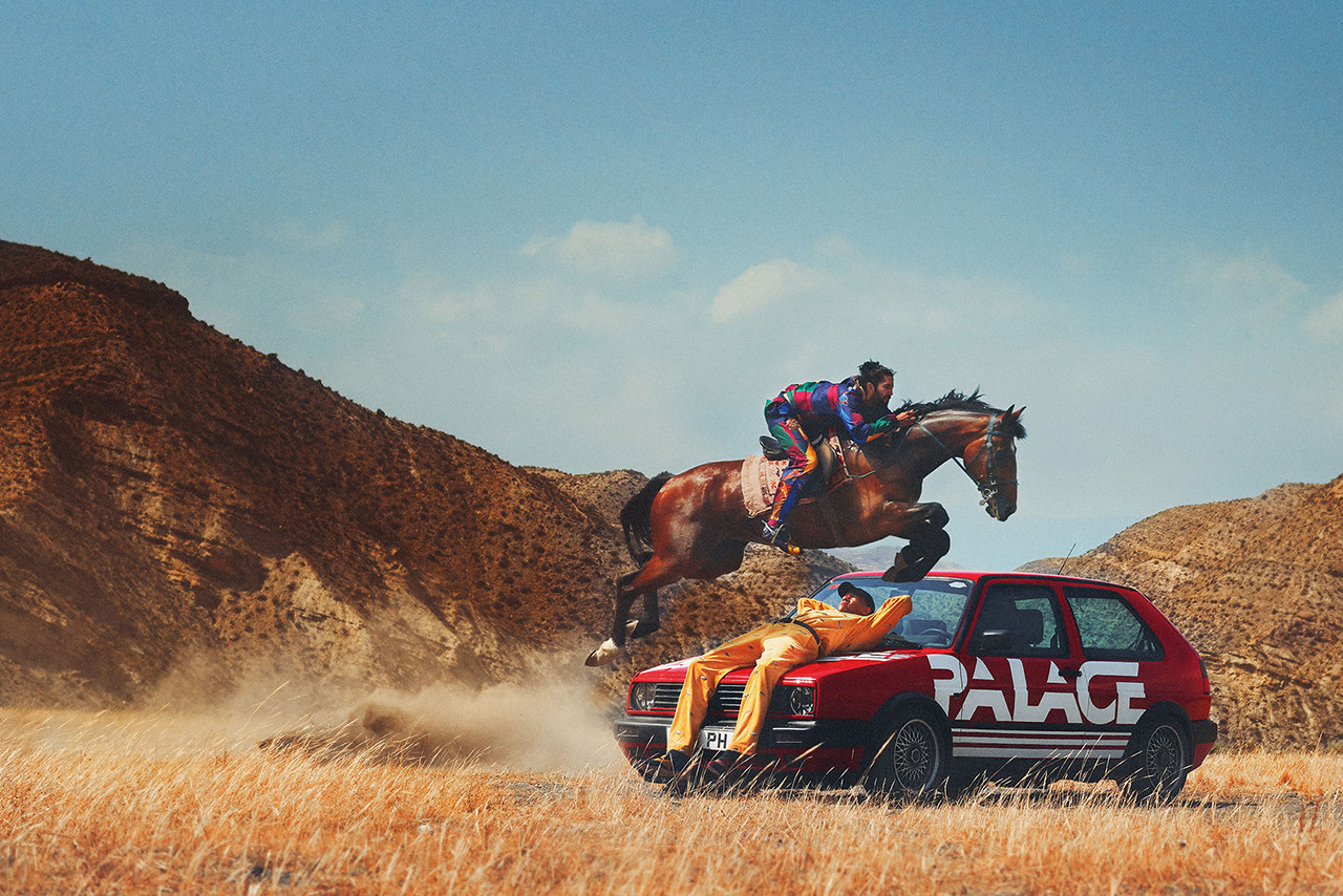 Palace and Ralph Lauren Reveal Their