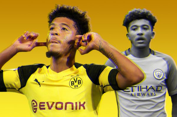 Jadon Sancho's Takeover Is Proving Why Young English Players Need to Move Abroad