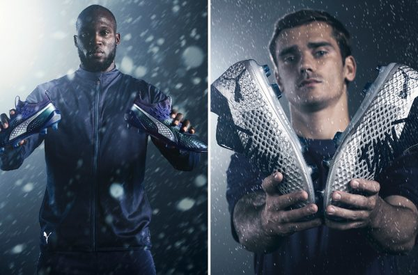 Romelu Lukaku and Antoine Griezmann Unveil the New PUMA Stun Pack