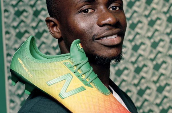 Sadio Mané and New Balance Drop New Senegal-Inspired Furon Football Boot