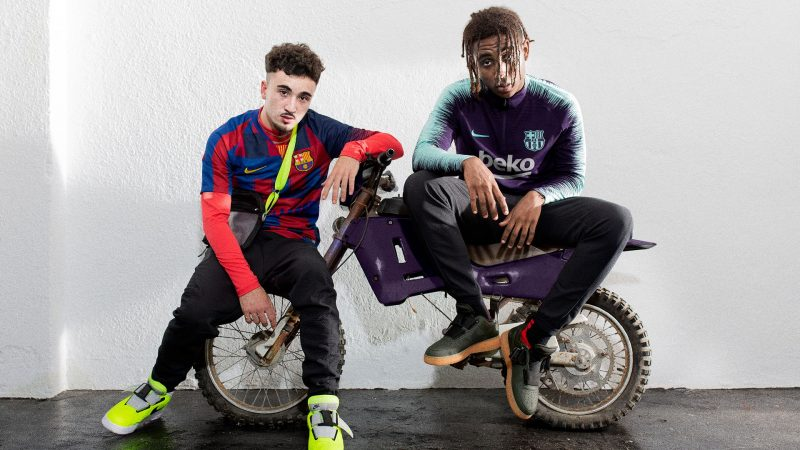 more photos be476 cc446 Nike And Barcelona Have Created a Wavey Mash-Up Jersey to ...
