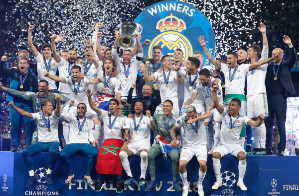 Real Madrid Top Forbes' 2019 World's Most Valuable Football Teams List