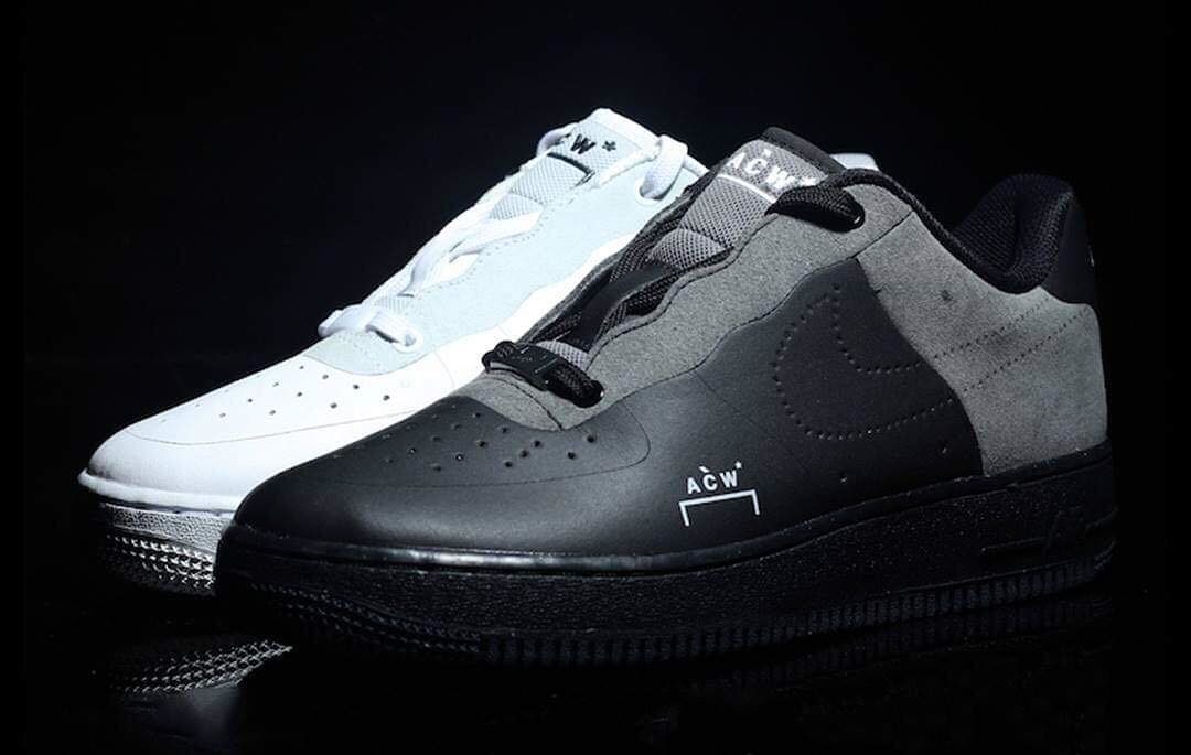 quality design 8186b fd929 These A-COLD-WALL* x Nike AF1 Lows Are a Must-Cop