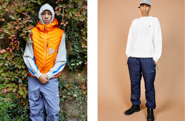 Palace Unveil their 'Ultimo 2018 Collection' in New Lookbook