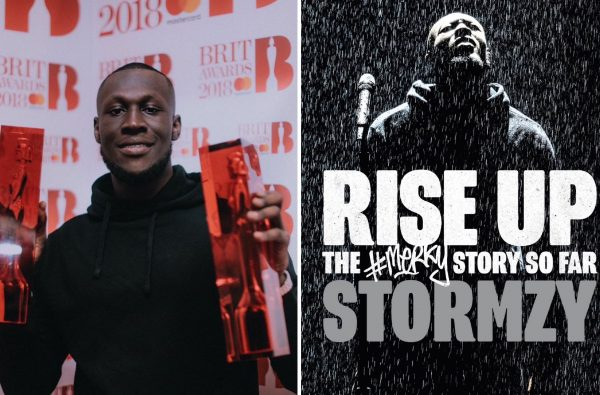 Stormzy's Debut Book 'Rise Up: The #Merky Story So Far' Is Released Today