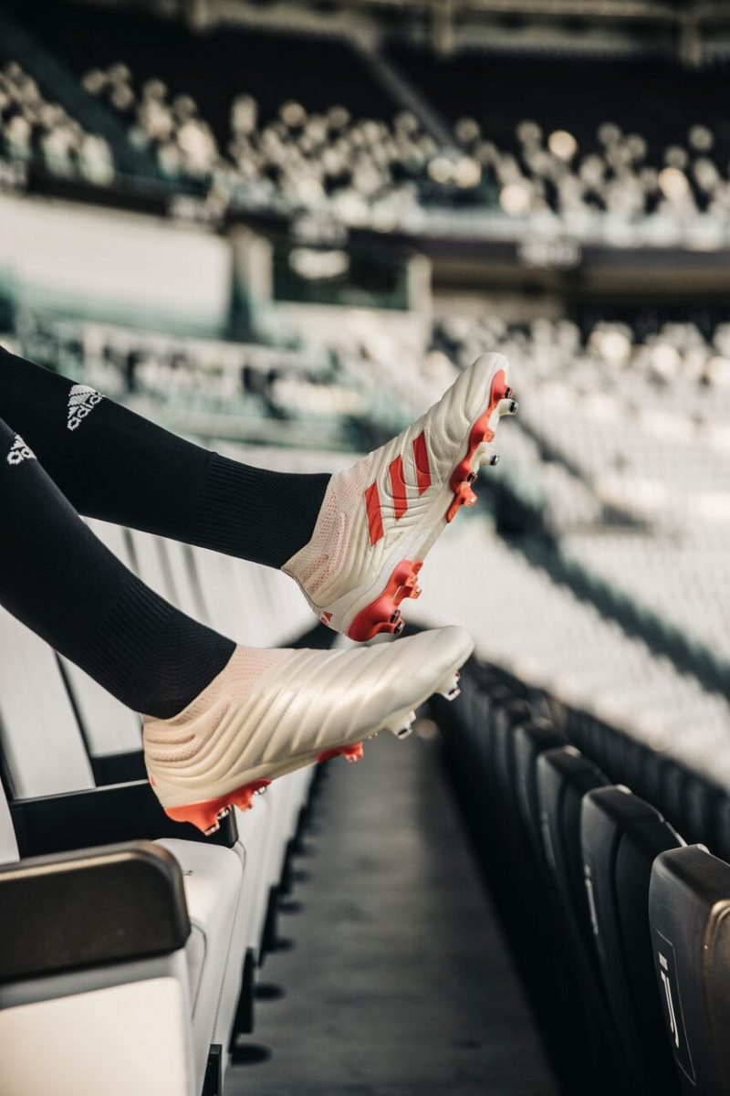 adidas Launch Their First Ever Leather Laceless Boot, the