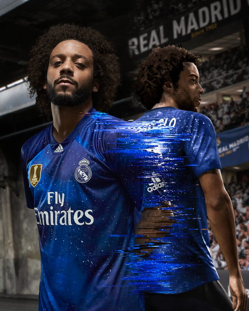 online store be0b4 27714 adidas and EA SPORTS Drop Limited-Edition Jerseys for Real ...