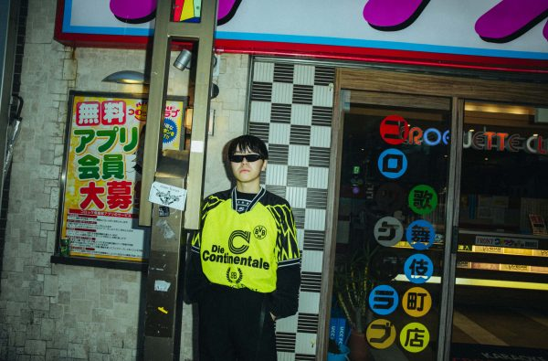 Nss Magazine take Les Vêtements de Football to Tokyo for AW18 Editorial