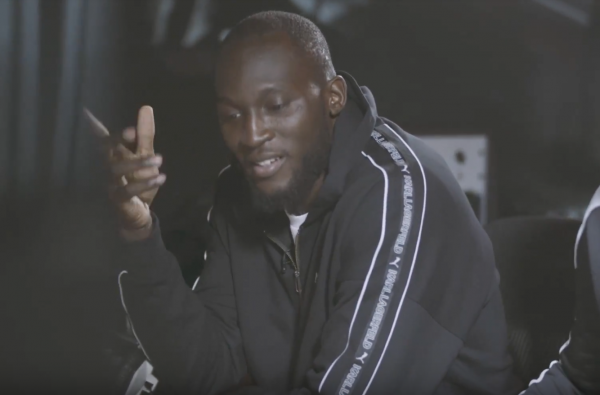 "Romelu Lukaku Collaborates with Belgian Rapper TheColorGrey to Release Track ""New Levels"""