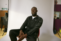 Stormzy Teases New Album 'H.I.T.H' With Displays in London