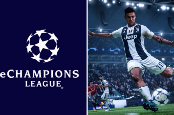 EA Sports and UEFA Just Announced the First Ever eChampions League