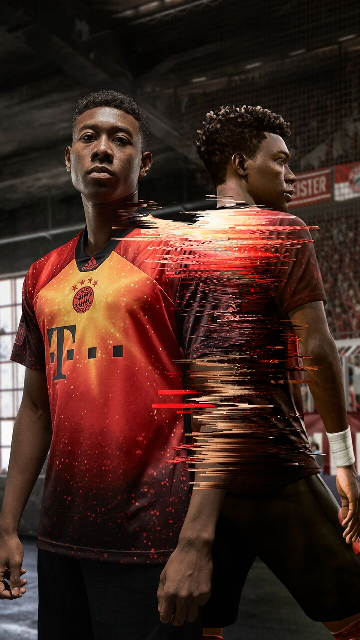online store a9391 413f2 adidas and EA SPORTS Drop Limited-Edition Jerseys for Real ...