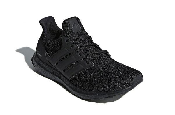 "adidas' Long-Awaited UltraBOOST 4.0 ""Triple Black"" is Dropping This December"