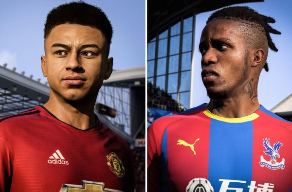 Wilfried Zaha and Jesse Lingard Are Among 50 Players to Get Updated 'Game Faces' in FIFA 19