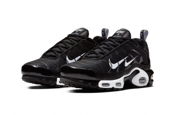 "Nike are Doubling Up the Swooshes on an Upcoming Air Max Plus ""Overbranding"" Model"