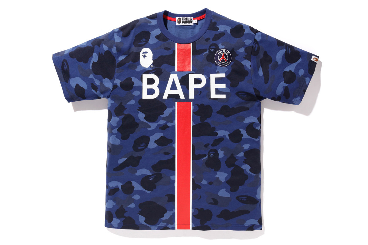 f24c3e81d Here Are All The Items From the PSG x BAPE Capsule Collection