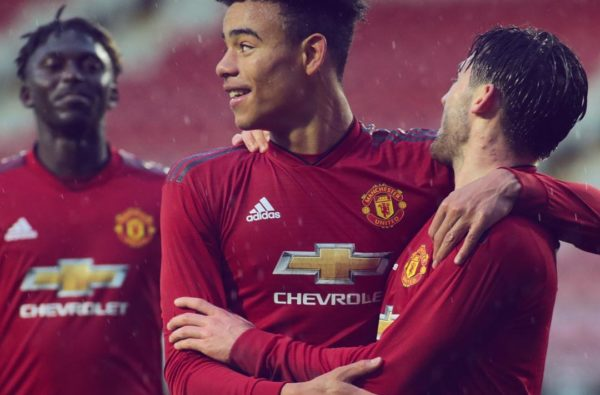 Mason Greenwood Scored a Stunning Hat-Trick to Knock Chelsea Out of the FA Youth Cup