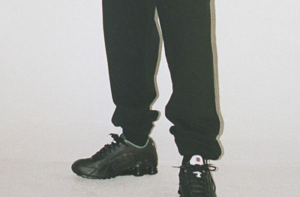 Skepta's Next Nike Collaboration Could be a Blacked-Out Shox Silhouette