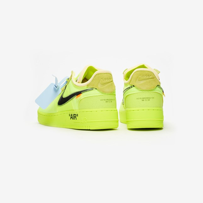 newest f19cc af39f Here's How to Cop The Off-White Nike Air Force 1