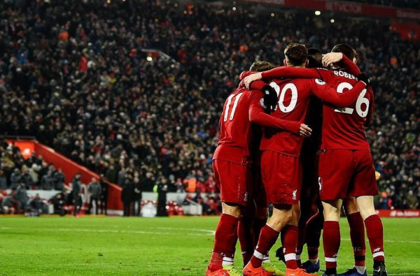Liverpool Record the Highest Revenue Increase in the Deloitte Football Money League 2019